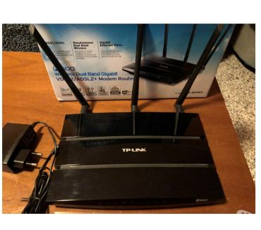 Foto di Vivastreet.it MODEM ROUTER WIRELESS