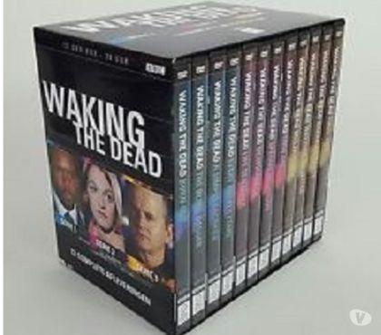 Foto di Vivastreet.it Dvd originali serie tv WAKING THE DEAD 9 stagioni