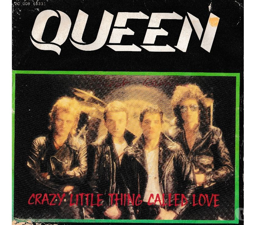 compact disc dvd e videogames Palermo e provincia Palermo - Foto di Vivastreet.it QUEEN - Crazy Little Thing Called LoveWe Will Rock You 45