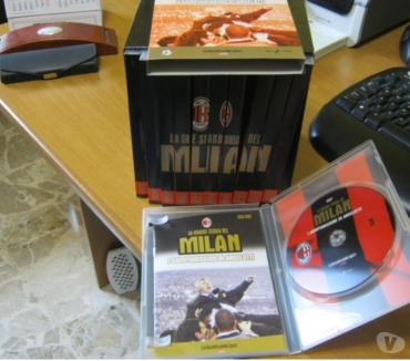 Foto di Vivastreet.it La Grande Storia del Milan - Box Collection 11 DVD