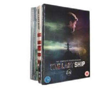 Foto di Vivastreet.it Dvd originali serie tv THE LAST SHIP 4 stagioni