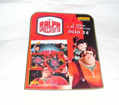 Foto di Vivastreet.it Panini 2012 - RALPH SPACCATUTTO