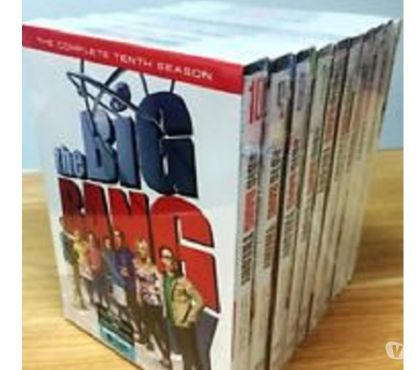 Foto di Vivastreet.it Dvd originali serie tv THE BIG BANG THEORY 11 stagioni