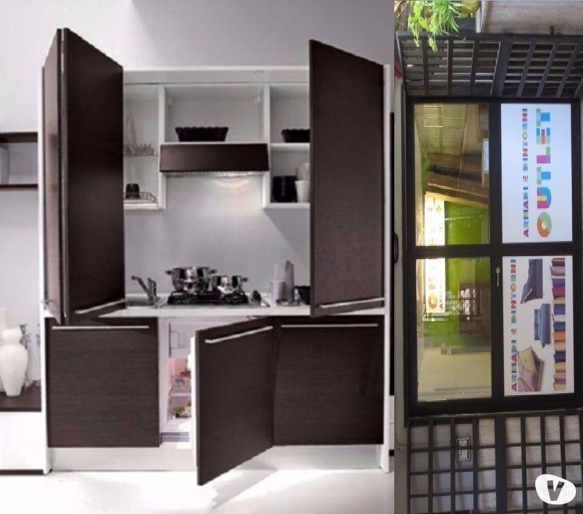 Cucina monoblocco 185-ARREDO B&B CASE VACANZA ROMA in vendita Roma ...