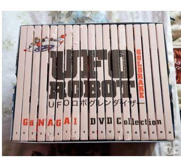 Foto di Vivastreet.it Goldrake tutti gli episodi completi in dvd della yamato