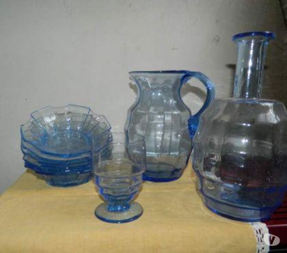 Foto di Vivastreet.it Bicchieri cristallo servizi vintage anni 4050 stock