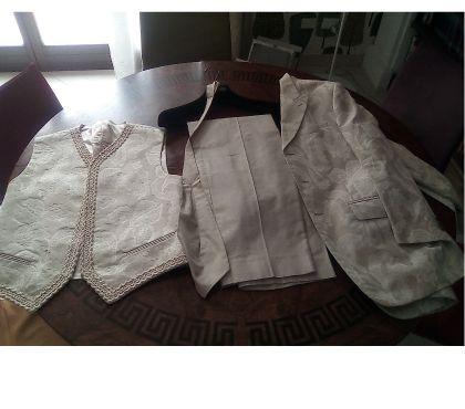 Foto di Vivastreet.it Vestito completo Carlo Pignatelli cravatta gilet giacca pant
