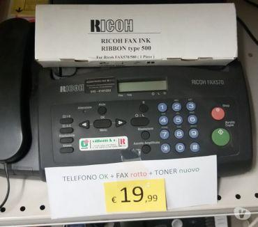 Foto di Vivastreet.it fax telefono RICHOH