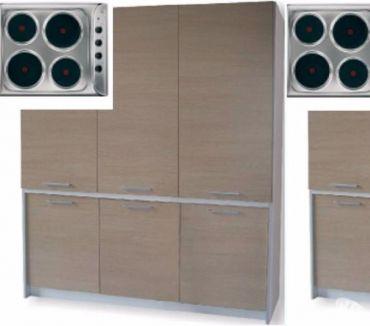 Foto di Vivastreet.it Cucina monoblocco ADEN Rovere chiaro+4 PC EL.-ARREDO B&B