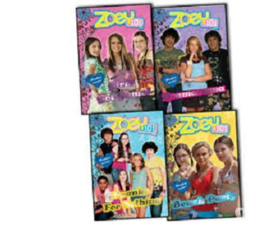 Foto di Vivastreet.it Dvd originali serie tv ZOEY 101 completa 4 stagioni