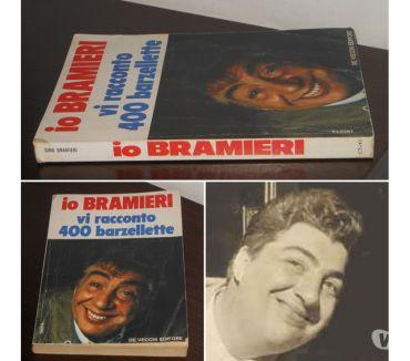 Foto di Vivastreet.it io BRAMIERI vi racconto 400 barzellette, Ed. De Vecchi 1983.