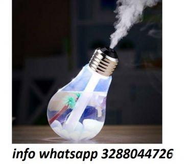 Foto di Vivastreet.it Diffusore lampadina profumo umidificatore aromaterapia acqua