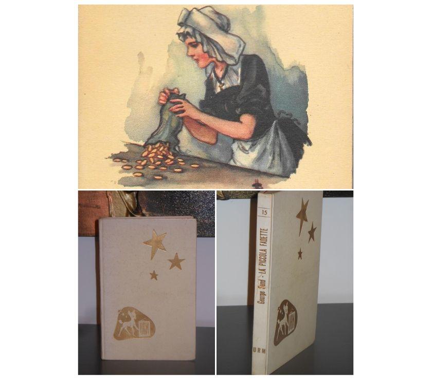 Foto di Vivastreet.it LA PICCOLA FADETTE, GEORGE SAND, Arnoldo Mondadori 1953.