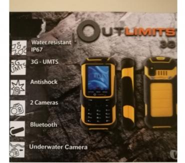 Foto di Vivastreet.it TTM Out Limits 3G Solaris Giallo Nero nuovo, provato funzion