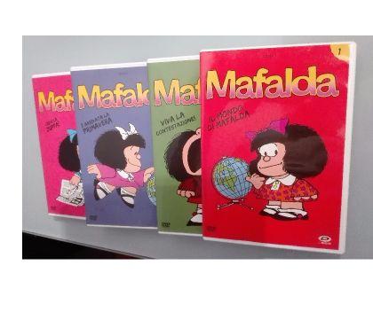 Foto di Vivastreet.it Mafalda tutti gli episodi completi in 4 dvd