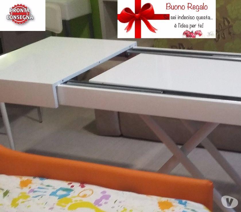 Tavolini trasformabili a roma pronta consegna idea for Armadio usato regalo