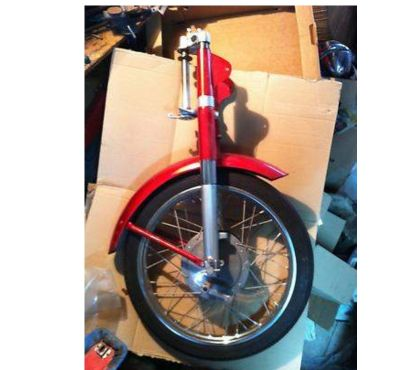 Foto di Vivastreet.it Benelli 125 wheel - fork - fender - pin - everything you see