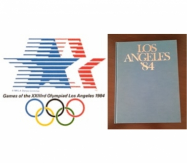 Foto di Vivastreet.it LOS ANGELES '84, Published by eight National Olympic Commite