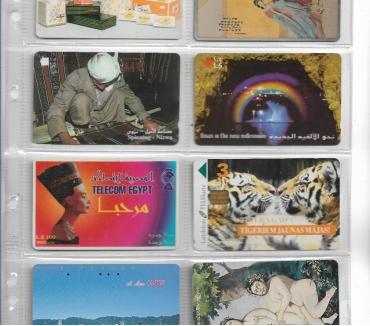 Foto di Vivastreet.it N 32 carte telefoniche estere