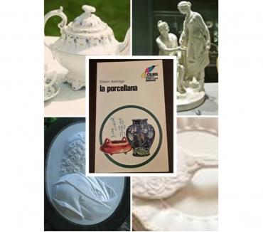 Foto di Vivastreet.it la porcellana, Eileen Aldridge, Arnoldo Mondadori Editore.