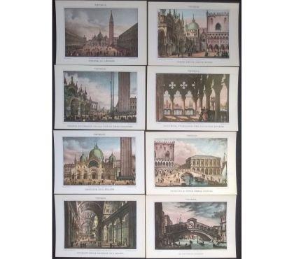 Foto di Vivastreet.it Venezia - Lotto di 16 cartoline a col Stamperia del DOGE
