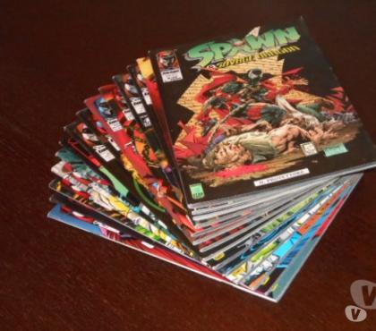 Foto di Vivastreet.it SPAWN, THE SAVAGE DRAGON image, lotto n° 14 fumetti.