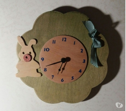 Foto di Vivastreet.it Orologio e Cornice da parete in legno