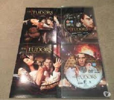 Foto di Vivastreet.it Dvd originali serie tv completa THE TUDORS 4 stagioni