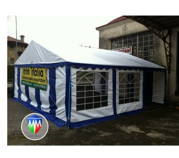 Foto di Vivastreet.it Gazebo 5 x 6 professionali in Pvc Ignifugo 550 gr. mq. MM