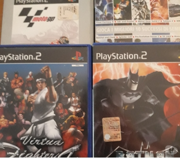 Foto di Vivastreet.it Giochi Playstation 2