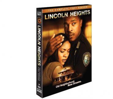 Foto di Vivastreet.it Dvd originali serie tv completa LINCOLN HEIGHTS 4 stagioni