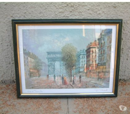 Foto di Vivastreet.it Quadro Arc de Triomphe
