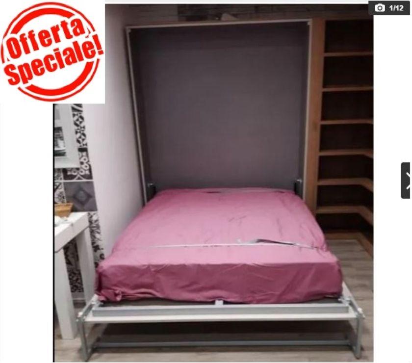 vendita divano letto usato d'occasione - Letti A Scomparsa Usati