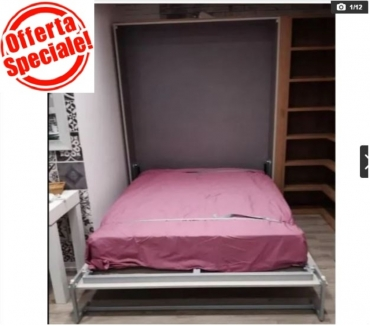vendita Letto a scomparsa usato d\'occasione Tutta Italia