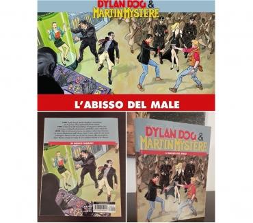 Foto di Vivastreet.it Maxi Martin Mystère N° 10, L'abisso del male, Novembre 2010.