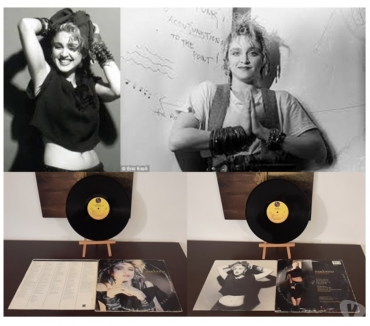 Foto di Vivastreet.it MADONNA, the first album 1983, LP Vinile, SIRE 92 38671 Q.
