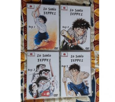 Foto di Vivastreet.it Io sono Teppei serie animata completa in box dvd