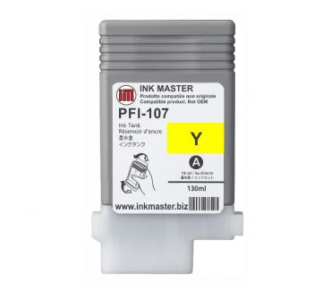 Foto di Vivastreet.it Cartuccia compatibile CANON PFI-107 YELLOW
