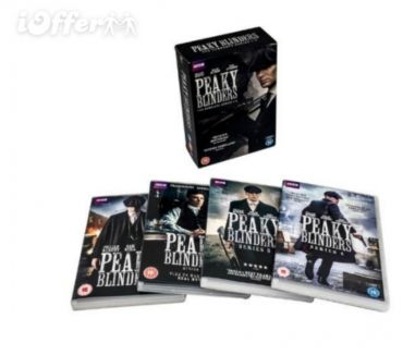 Foto di Vivastreet.it Dvd originali serie tv completa PEAKY BLINDERS 4 stagioni