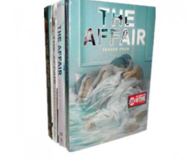 Foto di Vivastreet.it Dvd originali serie tv completa THE AFFAIR 4 stagioni