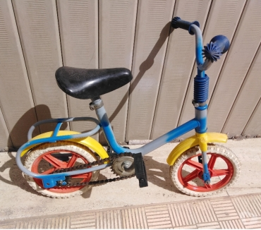 Foto di Vivastreet.it Bicicletta bici bambino bimbo bimba mountain bike misura 10