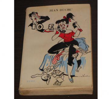 Foto di Vivastreet.it io e lei, Jean Duché, FEDERICO ELMO EDITORE 1952.