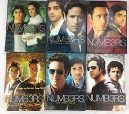 Foto di Vivastreet.it Dvd originali serie tv NUMB3RS - NUMBERS 6 stagioni