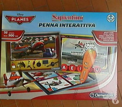 Foto di Vivastreet.it Sapientino penna interattiva Disney Planes Clementoni