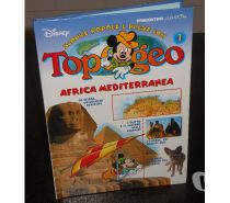 Foto di Vivastreet.it TOPOGEO 1, AFRICA MEDITERRANEA, DeAGOSTINI JUNIOR 1999.
