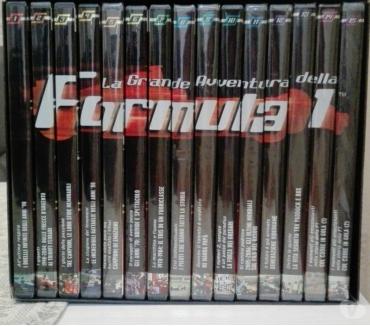 Foto di Vivastreet.it 15 dvd la grande avventura della formula 1