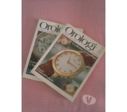 Foto di Vivastreet.it Riviste Orologi - Le misure del tempo