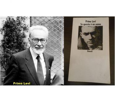 Foto di Vivastreet.it Se questo è un uomo, Primo Levi, Giulio Einaudi 1993.