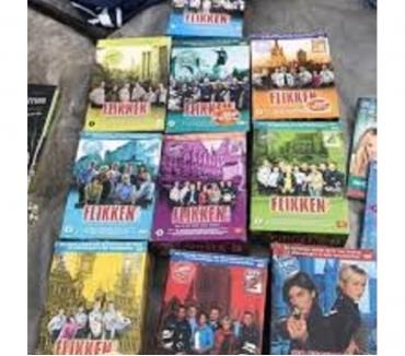 Foto di Vivastreet.it DVD ORIGINALI SERIE TV FLIKKEN completa 10 STAGIONI