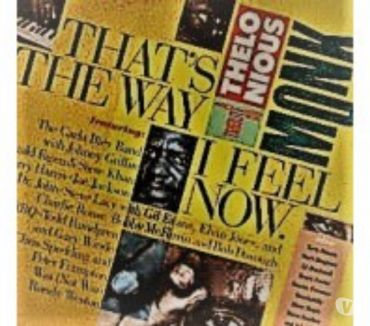 Foto di Vivastreet.it cd That's The Way I Feel Now - A Tribute To Thelonious Monk